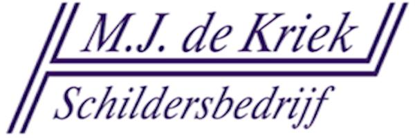 M.J. de Kriek schildersbedrijf